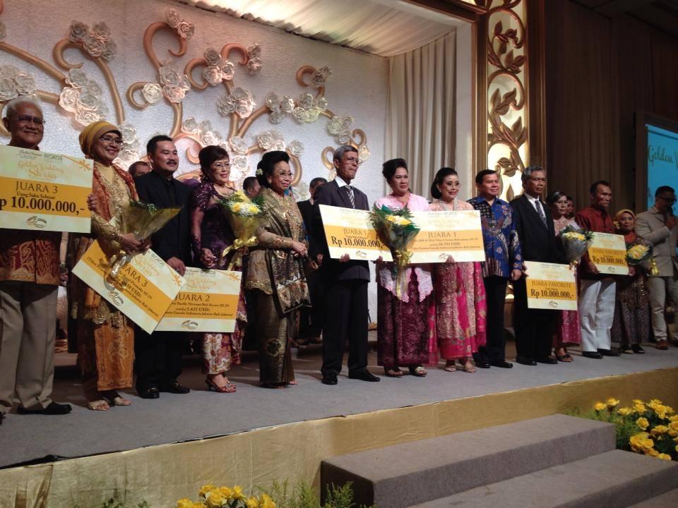 Golden Wedding Anniversary & Awarding Golden Wedding Stories